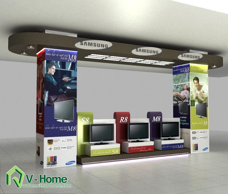 thiet-ke-khu-trung-bay-sam-sumg-16 Thiết kế khu trưng bày sản phẩm điện tử SamSung