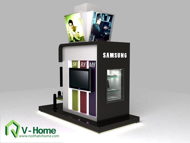 thiet-ke-khu-trung-bay-sam-sumg-17 Thiết kế khu trưng bày sản phẩm điện tử SamSung