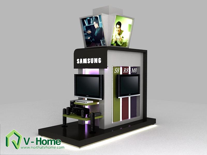 thiet-ke-khu-trung-bay-sam-sumg-18 Thiết kế khu trưng bày sản phẩm điện tử SamSung