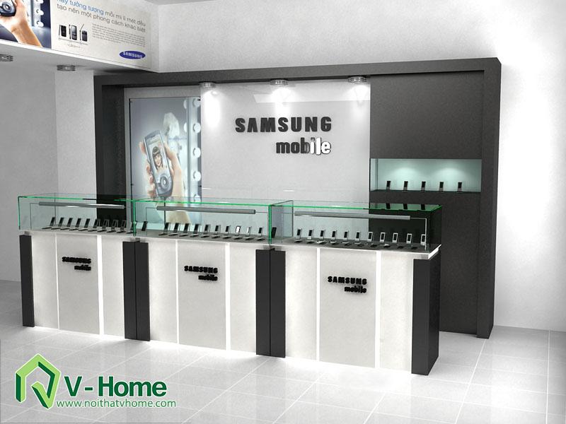 thiet-ke-khu-trung-bay-sam-sumg-19 Thiết kế khu trưng bày sản phẩm điện tử SamSung