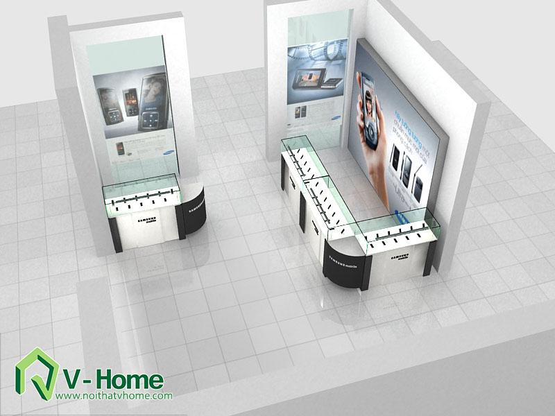 thiet-ke-khu-trung-bay-sam-sumg-20 Thiết kế khu trưng bày sản phẩm điện tử SamSung