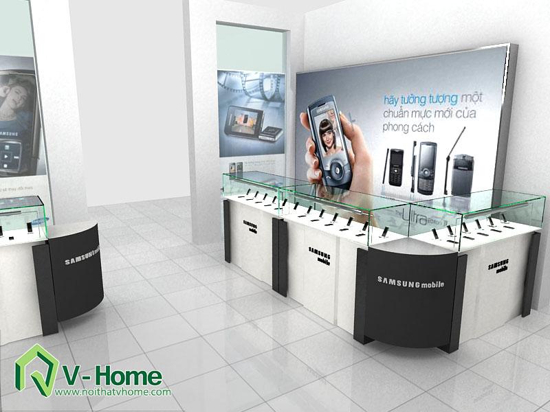 thiet-ke-khu-trung-bay-sam-sumg-21 Thiết kế khu trưng bày sản phẩm điện tử SamSung