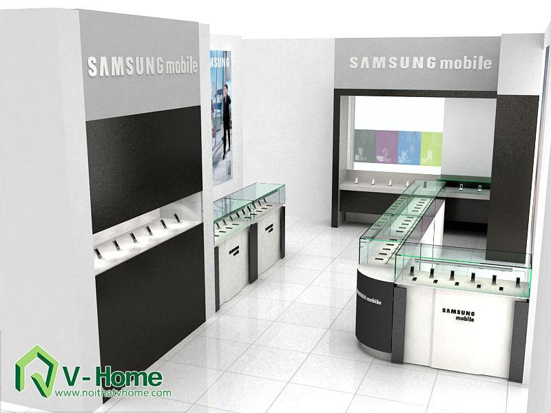 thiet-ke-khu-trung-bay-sam-sumg-26 Thiết kế khu trưng bày sản phẩm điện tử SamSung