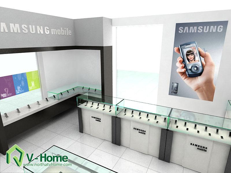 thiet-ke-khu-trung-bay-sam-sumg-27 Thiết kế khu trưng bày sản phẩm điện tử SamSung