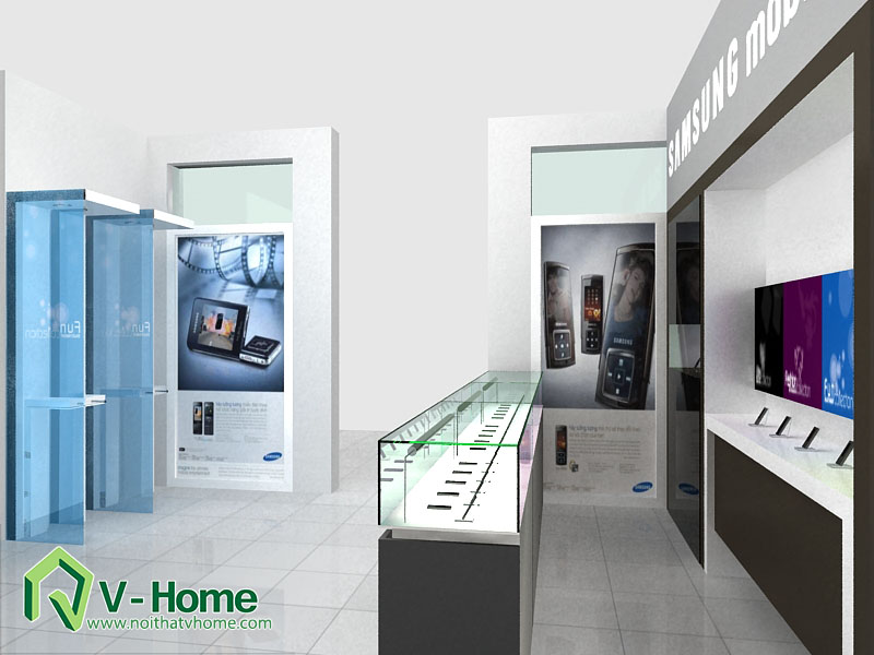thiet-ke-khu-trung-bay-sam-sumg-29 Thiết kế khu trưng bày sản phẩm điện tử SamSung