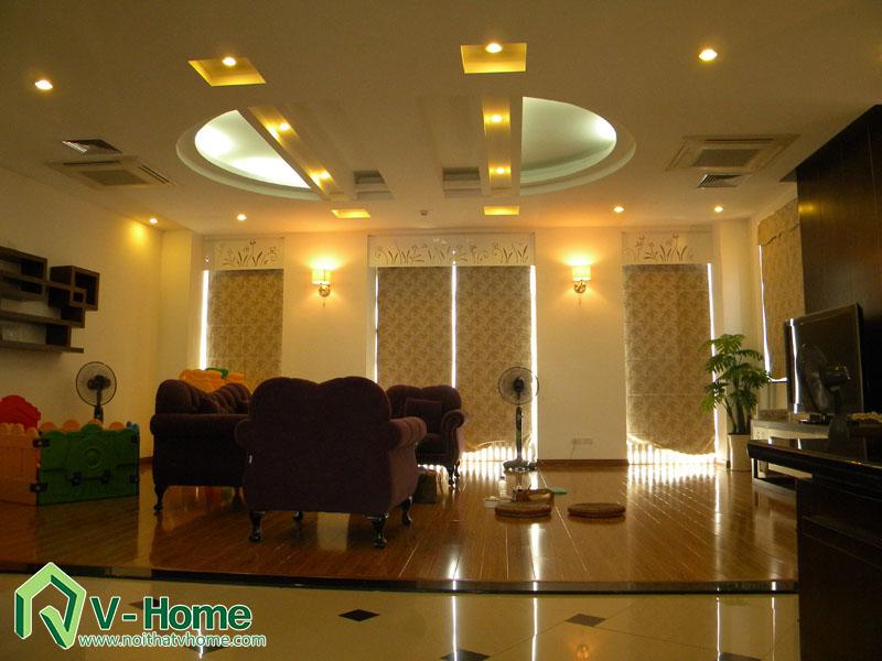 thiet-ke-thi-cong-nha-lo-ket-hop-van-phong-3 Thi công xây dựng, nội thất nhà lô kết hợp văn phòng Long Biên, Hà Nội - C. Oanh