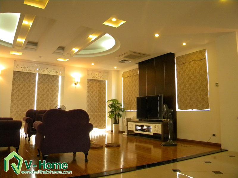 thiet-ke-thi-cong-nha-lo-ket-hop-van-phong-4 Thi công xây dựng, nội thất nhà lô kết hợp văn phòng Long Biên, Hà Nội - C. Oanh