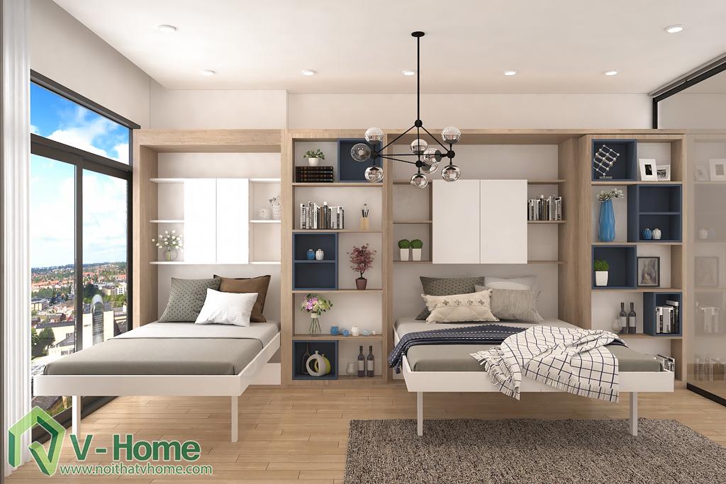 thiet-ke-noi-that-officetel-sunrise-city-q7-2 Thiết kế nội thất chung cư Sunrise City Q.7 - C. Hồng