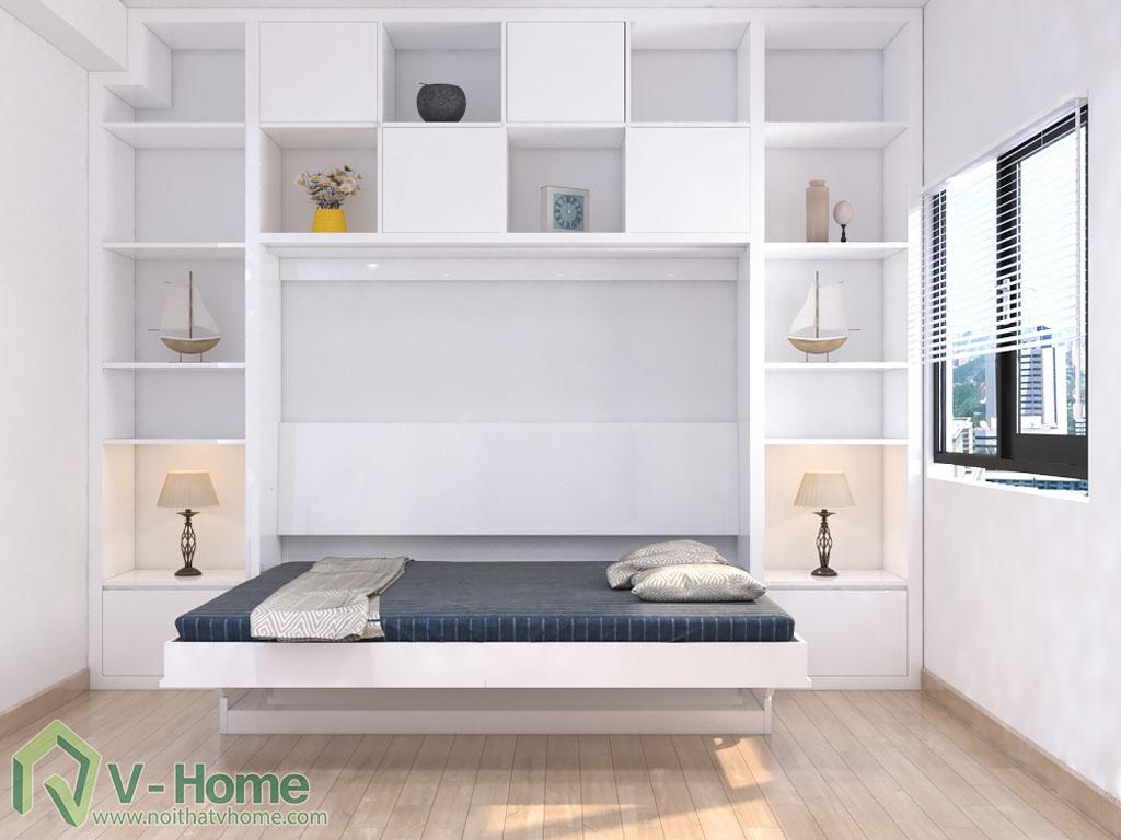 giuong-mo-ngang-ban-lam-viec-6 Giường thông minh V-Home - 1,6mx2m - GB2N1620