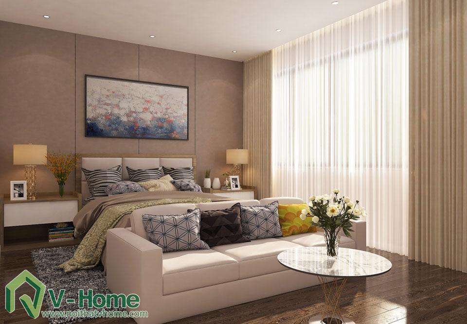 thiet-ke-noi-that-biet-thu-vinhomes-7-2 Thiết kế kiến trúc, nội thất Biệt thự liền kề Vinhomes Gardenia Hàm Nghi - C. Thủy