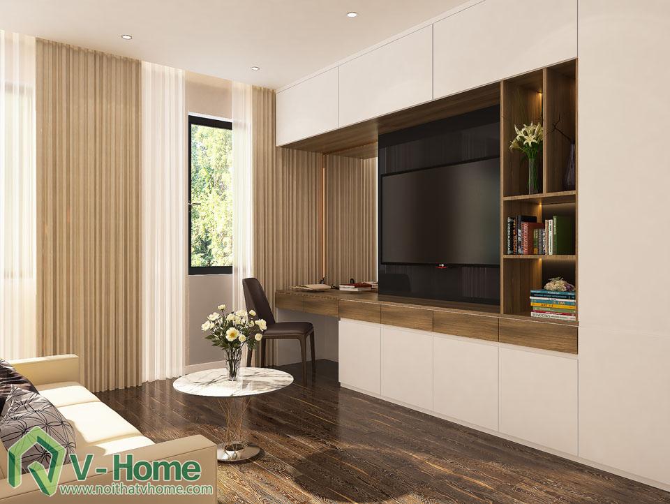 thiet-ke-noi-that-biet-thu-vinhomes-7_1 Thiết kế kiến trúc, nội thất Biệt thự liền kề Vinhomes Gardenia Hàm Nghi - C. Thủy
