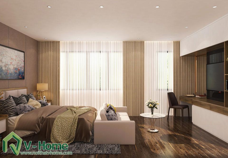thiet-ke-noi-that-biet-thu-vinhomes-8-2 Thiết kế kiến trúc, nội thất Biệt thự liền kề Vinhomes Gardenia Hàm Nghi - C. Thủy