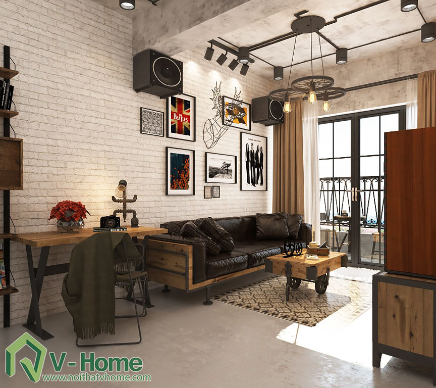 thiet-ke-noi-that-chung-cu-scenic-valley-1 Thiết kế nội thất chung cư Scenic Valley - Phong cách Industrial
