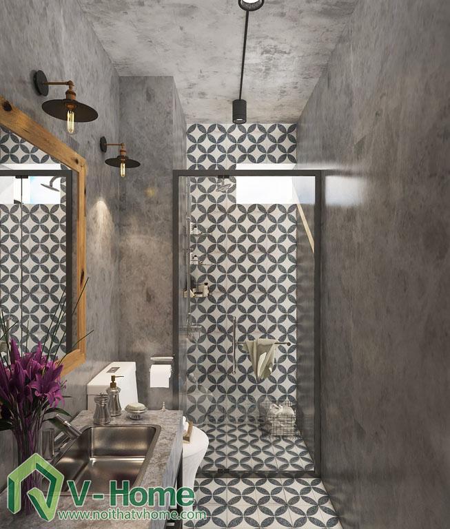 thiet-ke-noi-that-chung-cu-scenic-valley-17 Thiết kế nội thất chung cư Scenic Valley - Phong cách Industrial