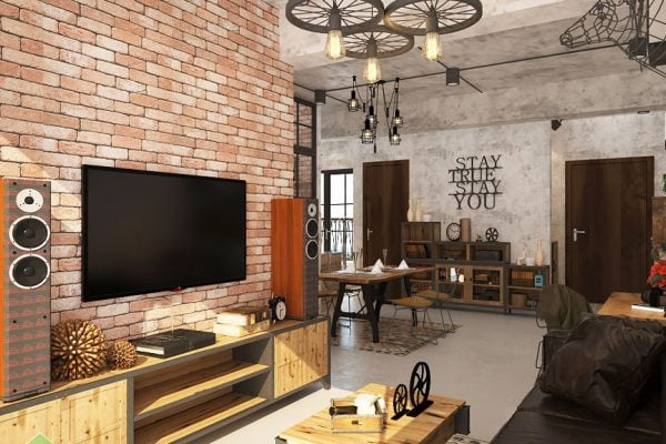 thiet-ke-noi-that-chung-cu-scenic-valley-2-600x400 [Tư vấn] Ý tưởng thiết kế nội thất phòng khách đẹp