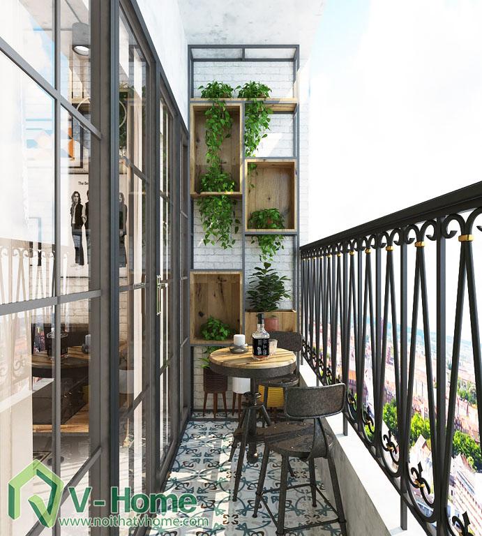 thiet-ke-noi-that-chung-cu-scenic-valley-8 Thiết kế nội thất chung cư Scenic Valley - Phong cách Industrial