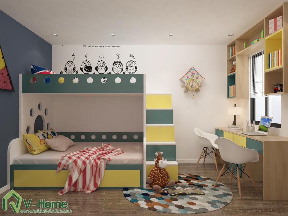 thiet-ke-noi-that-chung-cu-dao-tan-16 Thiết kế nội thất chung cư cao cấp Đào Tấn