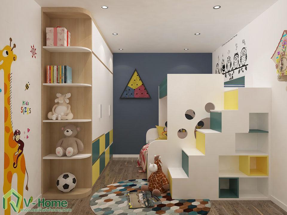 thiet-ke-noi-that-chung-cu-dao-tan-17 Thiết kế nội thất chung cư cao cấp Đào Tấn