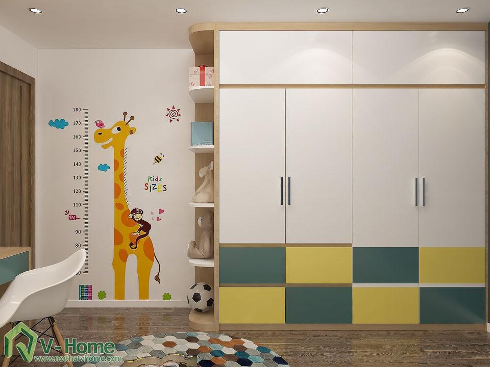 thiet-ke-noi-that-chung-cu-dao-tan-19 Thiết kế nội thất chung cư cao cấp Đào Tấn