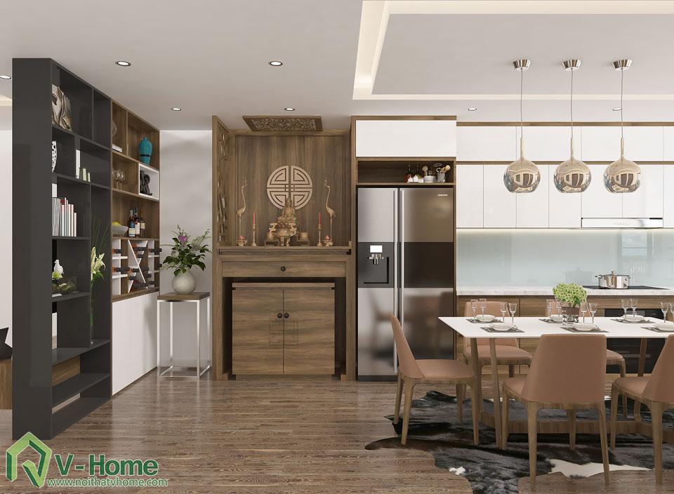 thiet-ke-noi-that-chung-cu-dao-tan-3 Thiết kế nội thất chung cư cao cấp Đào Tấn
