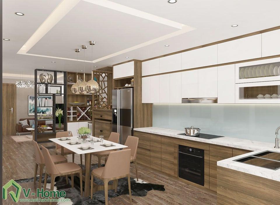 thiet-ke-noi-that-chung-cu-dao-tan-4 Thiết kế nội thất chung cư cao cấp Đào Tấn
