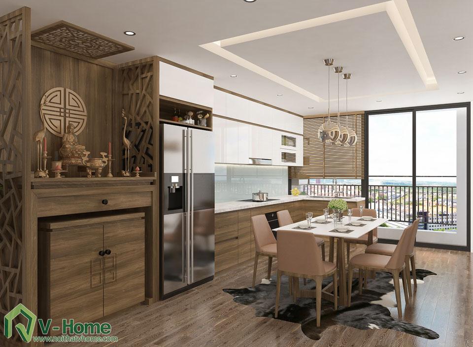 thiet-ke-noi-that-chung-cu-dao-tan-6 Thiết kế nội thất chung cư cao cấp Đào Tấn
