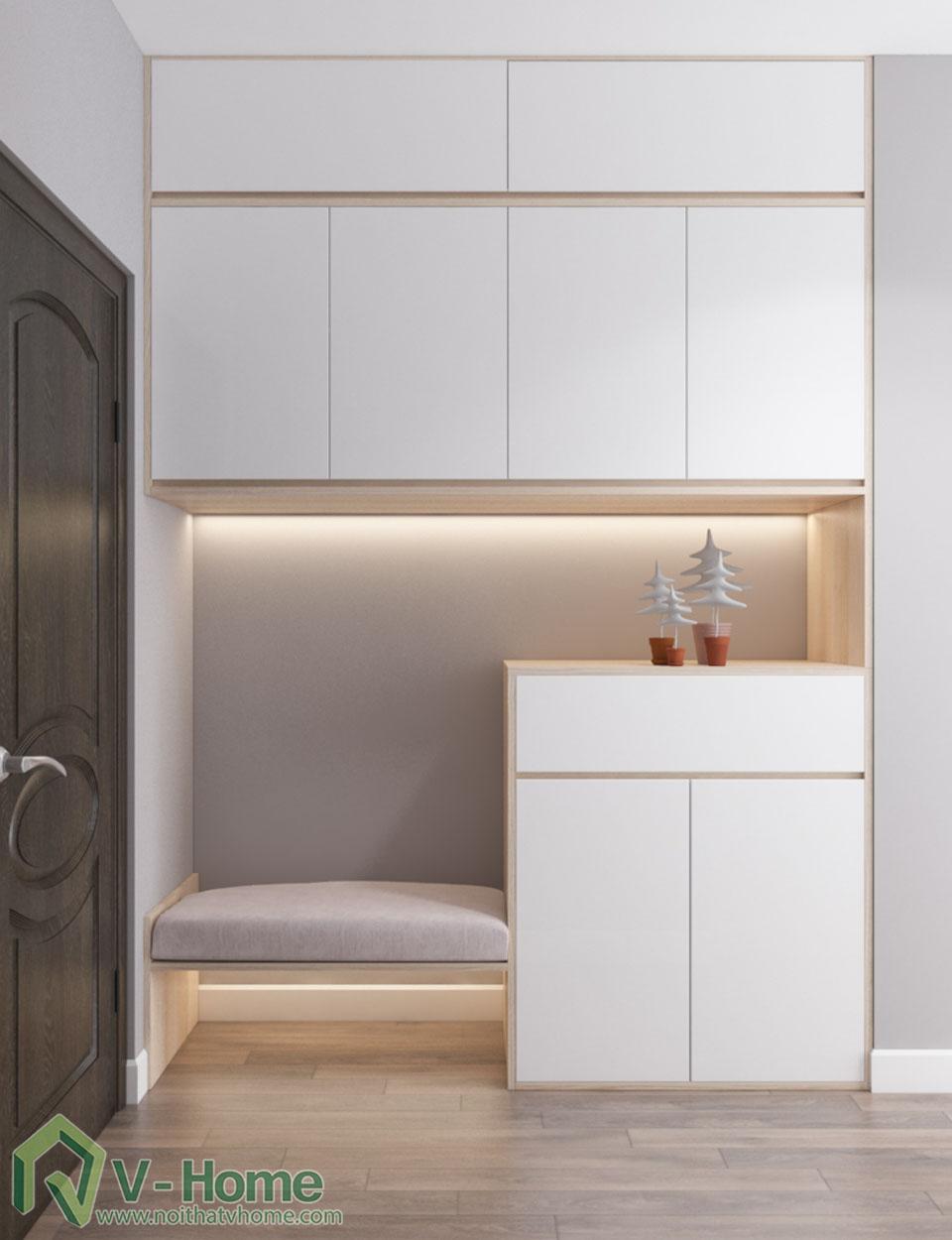 thiet-ke-officetel-r6-royal-city-5 Thiết kế nội thất căn hộ R6 Royal City - A. Hùng