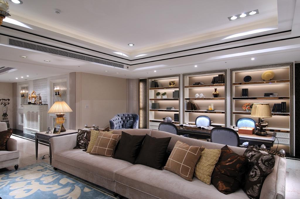 2-1 Thiết kế nội thất biệt thự đương đại