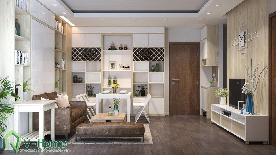 thiet-ke-noi-that-chung-cu-flc-complex-6 Thiết kế nội thất chung cư FLC Complex - C. Uyên