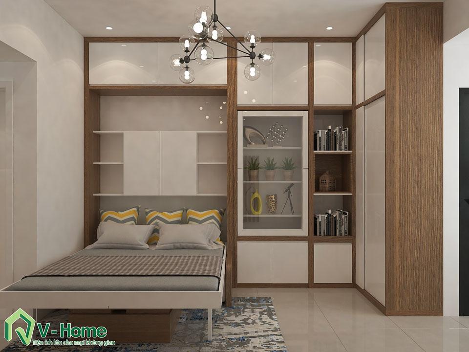 thiet-ke-noi-that-chung-cu-river-gate-b1019-4 Thiết kế nội thất căn hộ Officetel River Gate - Ms Kim