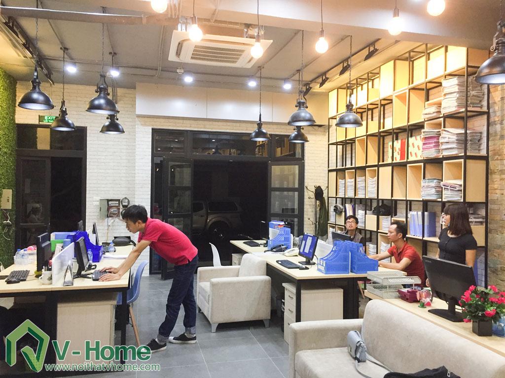 thi-cong-shophouse-vinhomes-gardenia-1 Thực tế thi công Shophouse B6-19 Vinhomes Gardenia, Hàm Nghi, Mỹ Đình