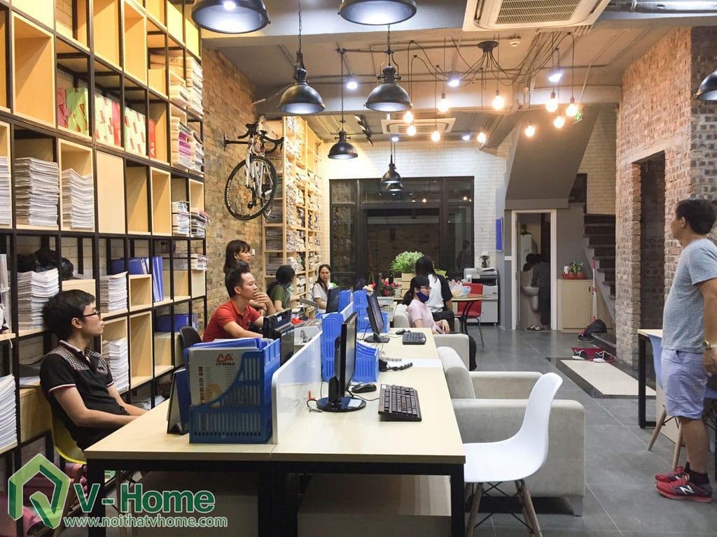 thi-cong-shophouse-vinhomes-gardenia-3 Thực tế thi công Shophouse B6-19 Vinhomes Gardenia, Hàm Nghi, Mỹ Đình