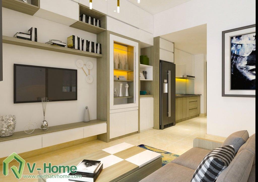 thiet-ke-chung-cu-office-tel-river-gate-1 Thiết kế nội thất căn hộ Officetel River Gate - Mr Tuyền