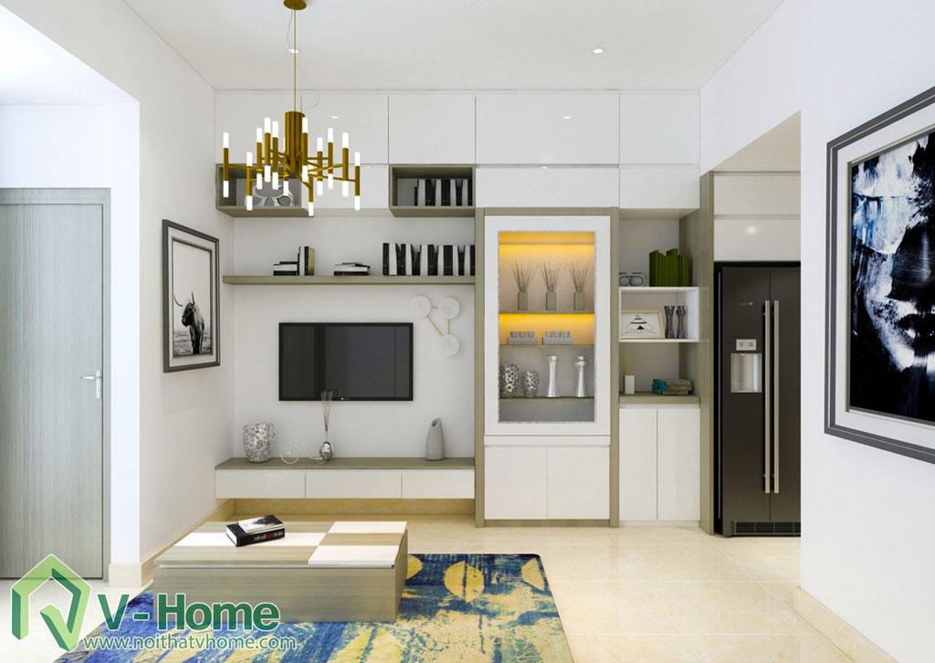thiet-ke-chung-cu-office-tel-river-gate-2 Thiết kế nội thất căn hộ Officetel River Gate - Mr Tuyền