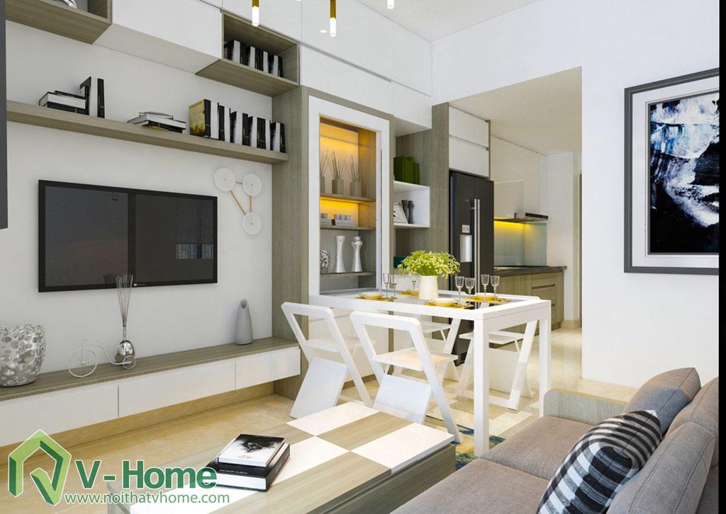 thiet-ke-chung-cu-office-tel-river-gate-3 Thiết kế nội thất căn hộ Officetel River Gate - Mr Tuyền