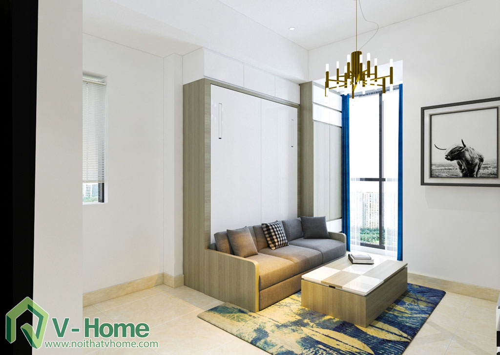 thiet-ke-chung-cu-office-tel-river-gate-4 Thiết kế nội thất căn hộ Officetel River Gate - Mr Tuyền