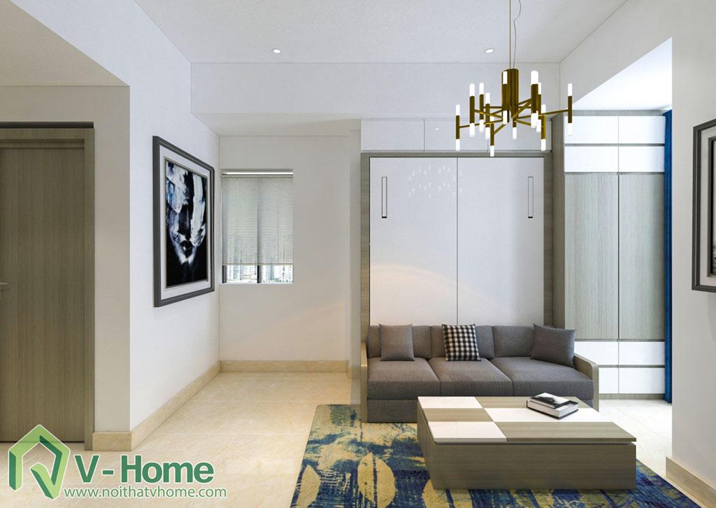 thiet-ke-chung-cu-office-tel-river-gate-7 Thiết kế nội thất căn hộ Officetel River Gate - Mr Tuyền