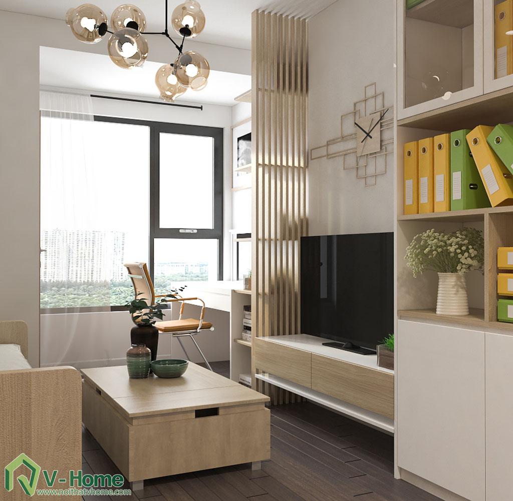 thiet-ke-chung-cu-officetel-river-gate-12 Thiết kế nội thất căn hộ Officetel River Gate - Mr Trường