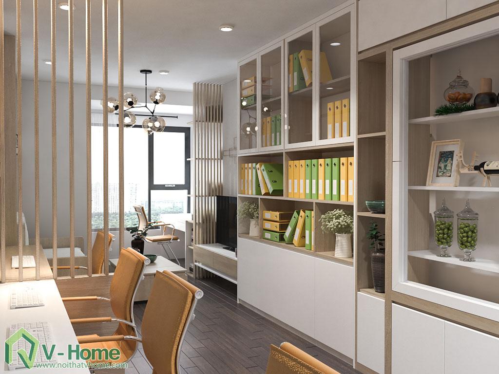 thiet-ke-chung-cu-officetel-river-gate-4 Thiết kế nội thất căn hộ Officetel River Gate - Mr Trường