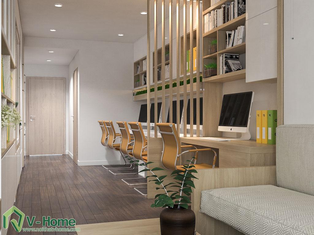 thiet-ke-chung-cu-officetel-river-gate-6 Thiết kế nội thất căn hộ Officetel River Gate - Mr Trường