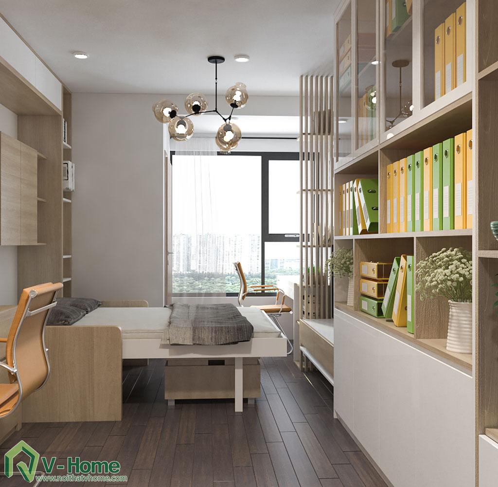 thiet-ke-chung-cu-officetel-river-gate-8 Thiết kế nội thất căn hộ Officetel River Gate - Mr Trường