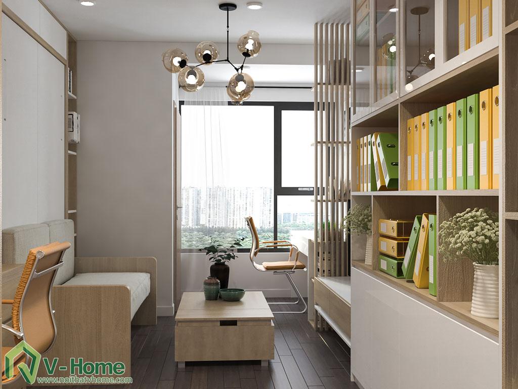 thiet-ke-chung-cu-officetel-river-gate-9 Thiết kế nội thất căn hộ Officetel River Gate - Mr Trường