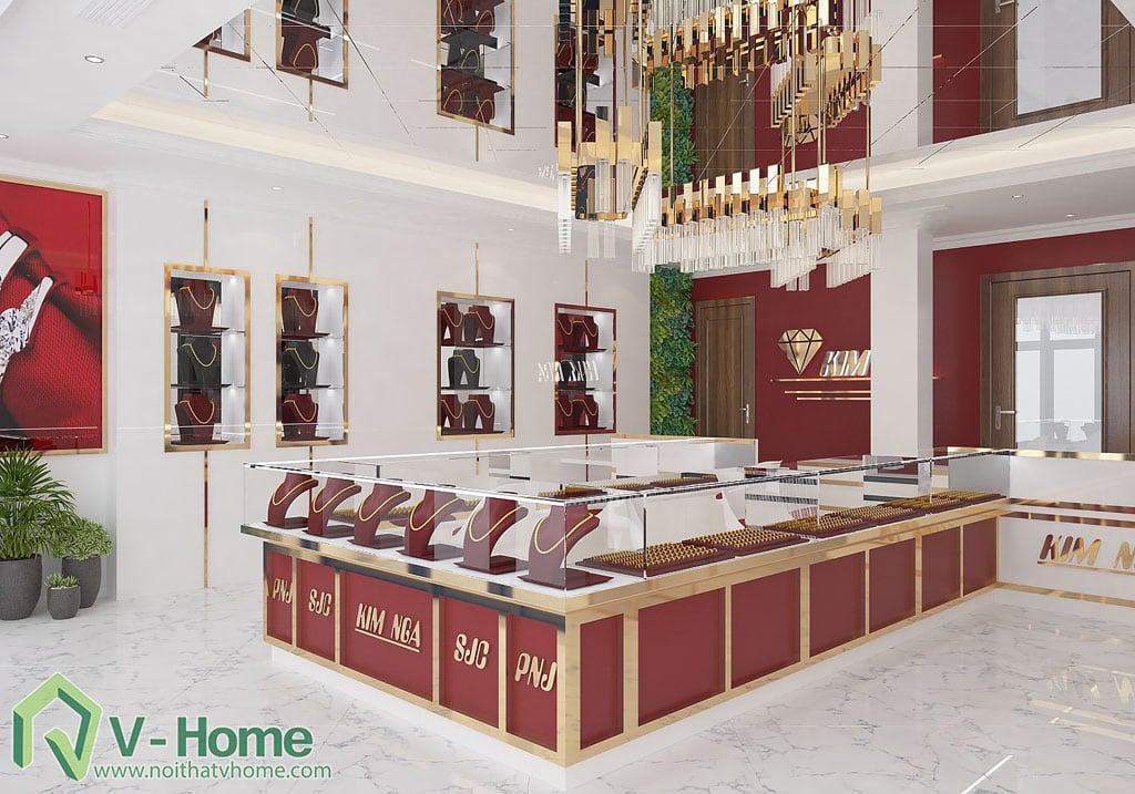thiet-ke-cua-hang-vang-2 Thiết kế cửa hàng vàng Cầu Giấy