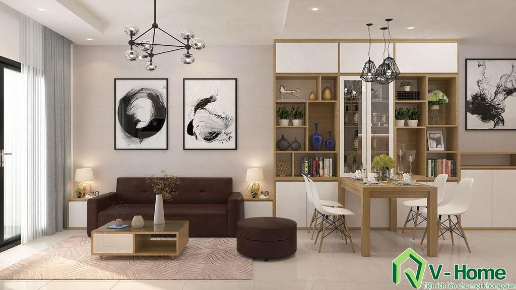 thiet-ke-noi-that-chung-cu-auris-1-1 Thiết kế nội thất chung cư Auris City - Anh Minh