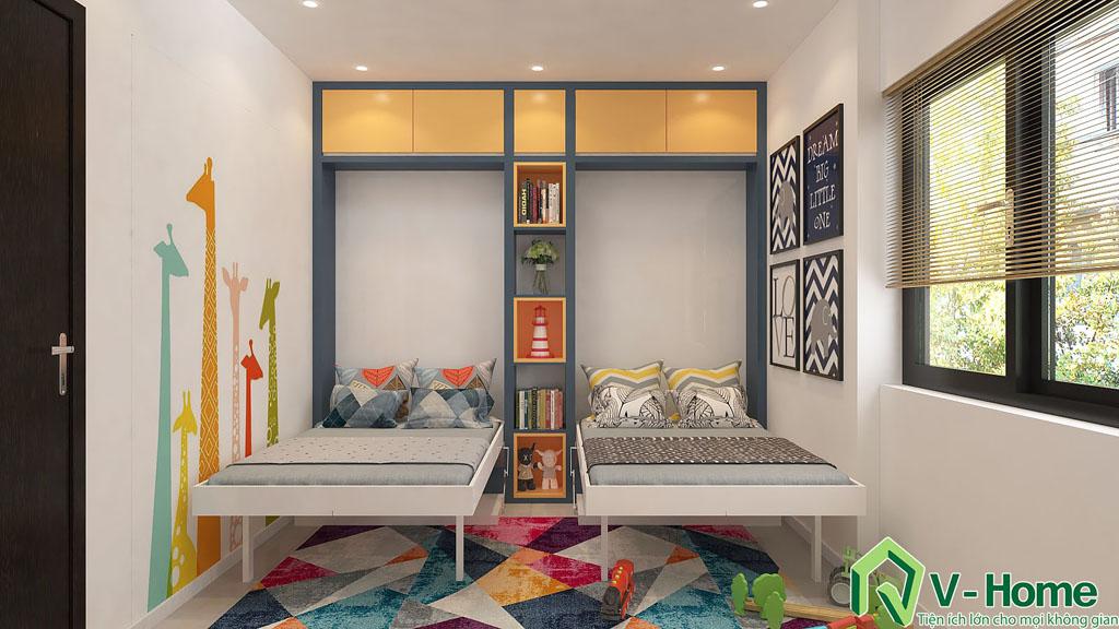 thiet-ke-noi-that-chung-cu-auris-18 Thiết kế nội thất chung cư Auris City - Anh Minh