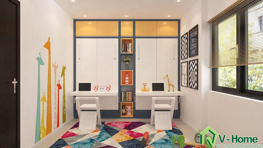 thiet-ke-noi-that-chung-cu-auris-19 Thiết kế nội thất chung cư Auris City - Anh Minh