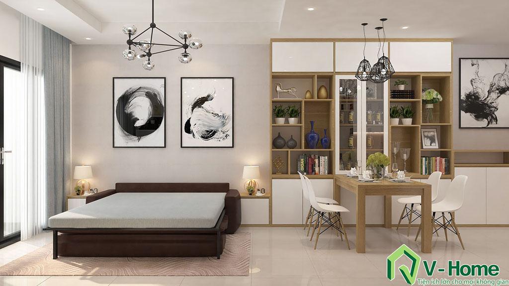 thiet-ke-noi-that-chung-cu-auris-2-1 Thiết kế nội thất chung cư Auris City - Anh Minh