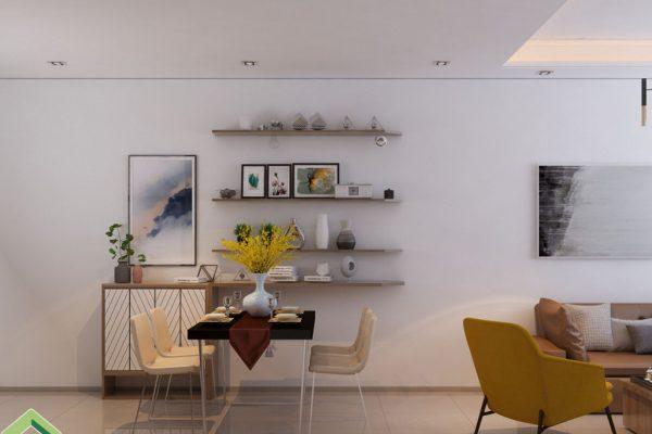 Thiết kế nội thất chung cư Auris City