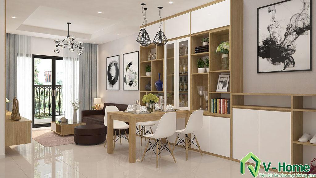 thiet-ke-noi-that-chung-cu-auris-4-1 Thiết kế nội thất chung cư Auris City - Anh Minh