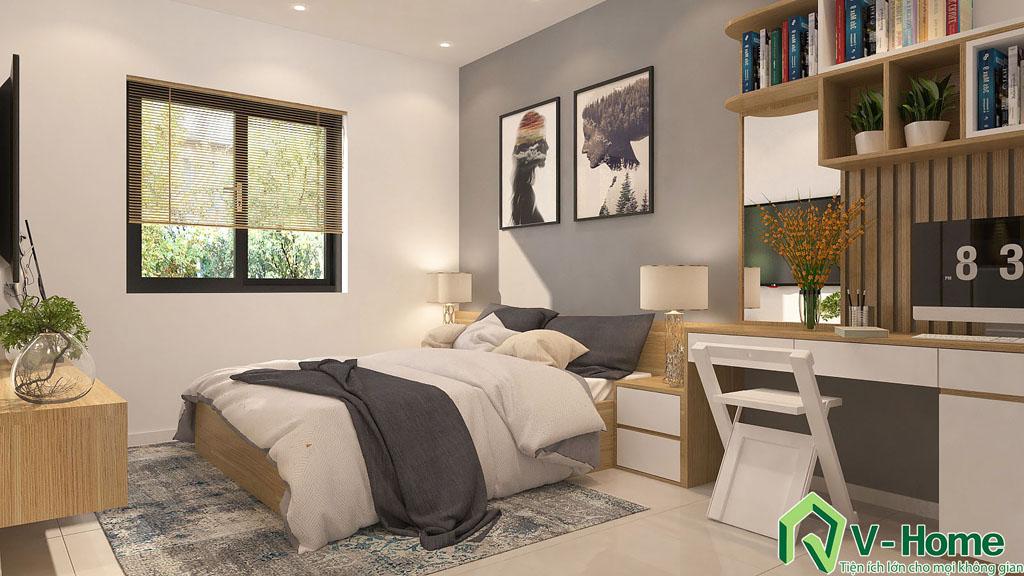 thiet-ke-noi-that-chung-cu-auris-9-1 Thiết kế nội thất chung cư Auris City - Anh Minh